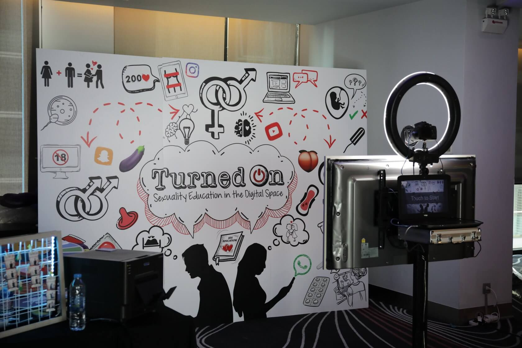 TURNED ON: SEXUALITY EDUCATION RESEARCH & PROGRAMS Image