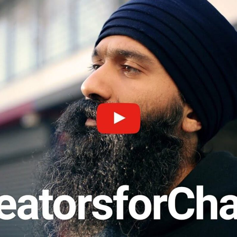 Google - YOUTUBE CREATORS FOR CHANGE
