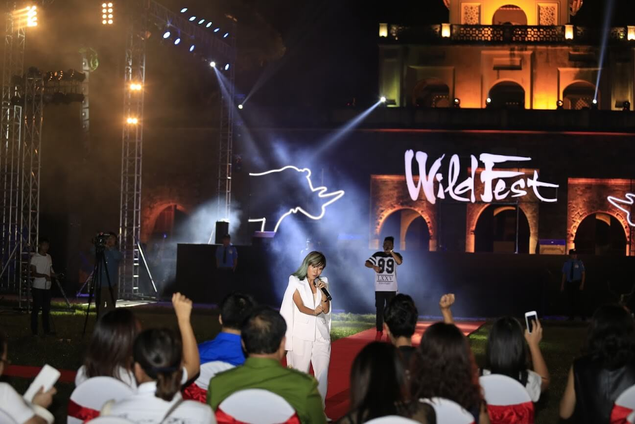 WILDFEST: WILDLIFE TRAFFICKING