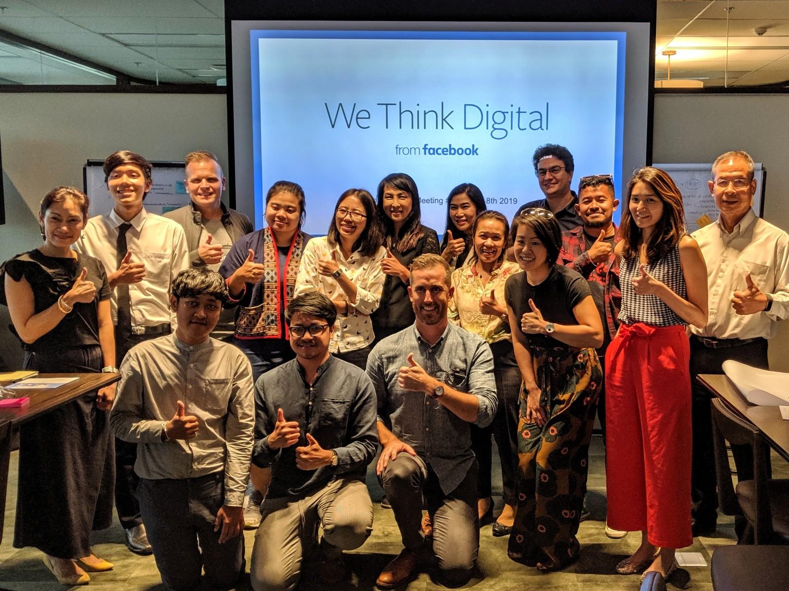 WE THINK DIGITAL THAILAND Image
