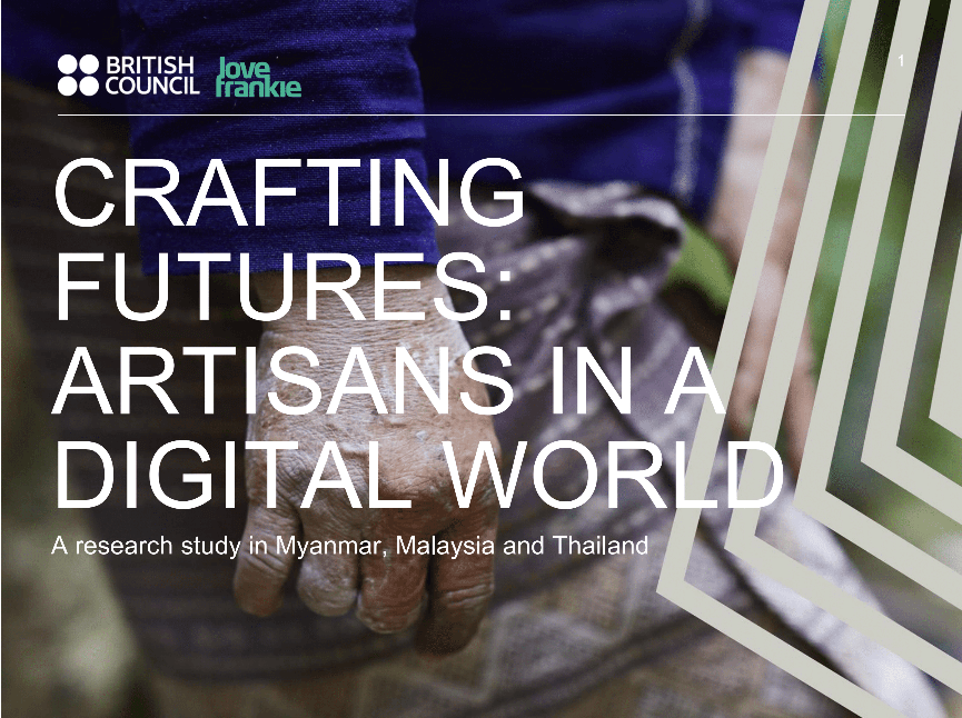 ARTISANS IN THE DIGITAL AGE Image