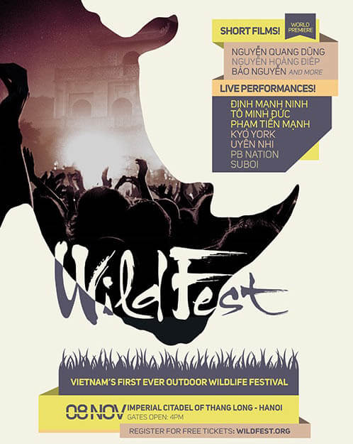 WILDFEST: WILDLIFE TRAFFICKING Image