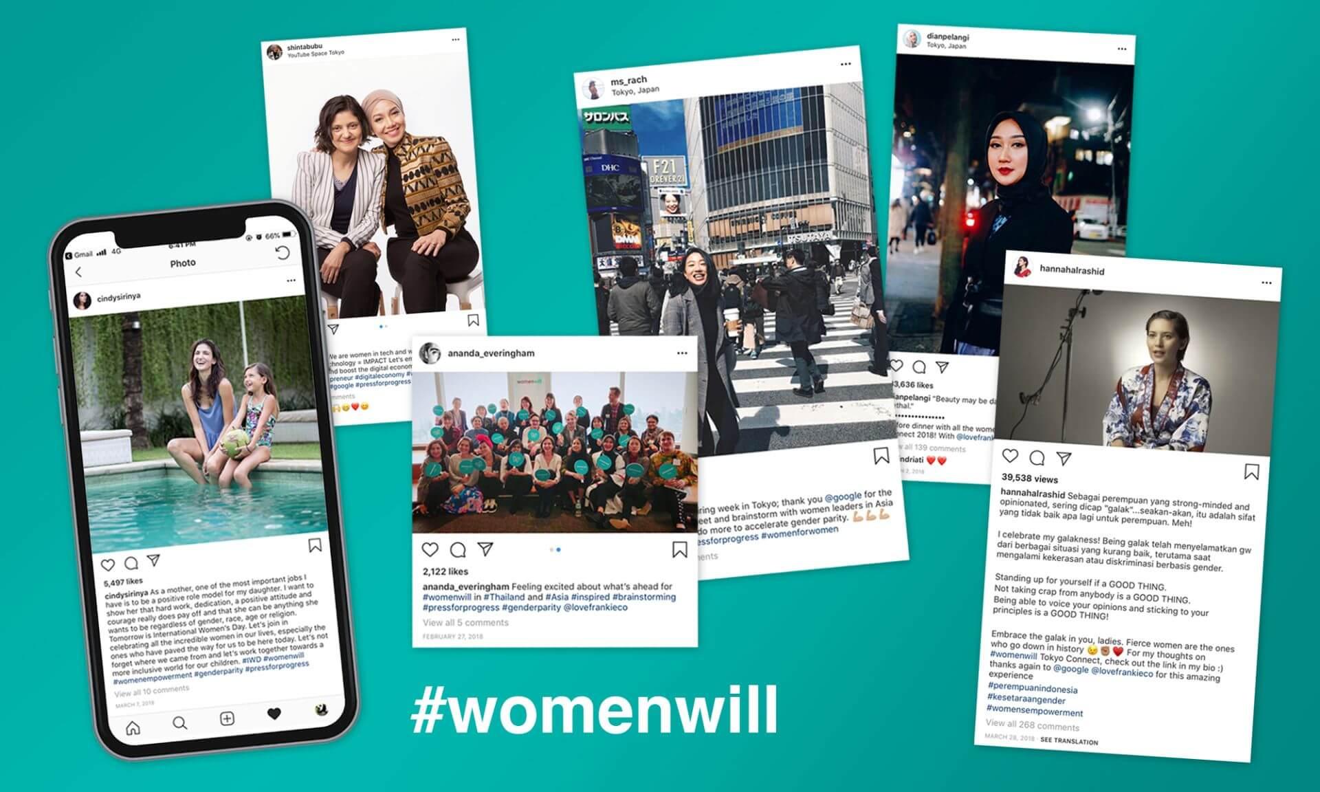 WOMEN WILL: ECONOMIC EMPOWERMENT Image